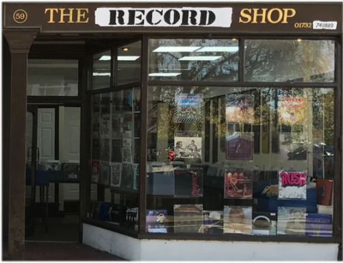 The Record Shop